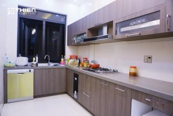 Thiên Furniture - Thi công tủ bếp ở Hà Tĩnh
