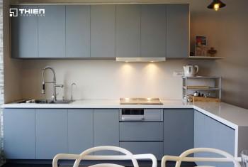 Công trình tủ bếp ở Thanh Hà Cienco 5