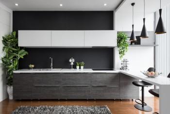 Tủ bếp Laminte Nhật Bản AICA